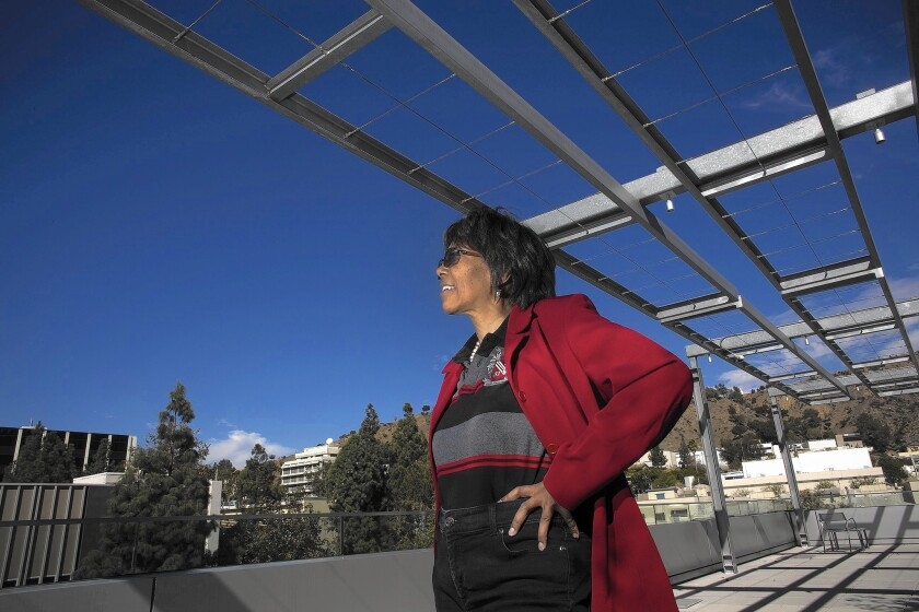 Colleagues at the Jet Propulsion Laboratory said Claudia Alexander was particularly keen on engaging the public in space science. In her spare time, she wrote two books on science for children.