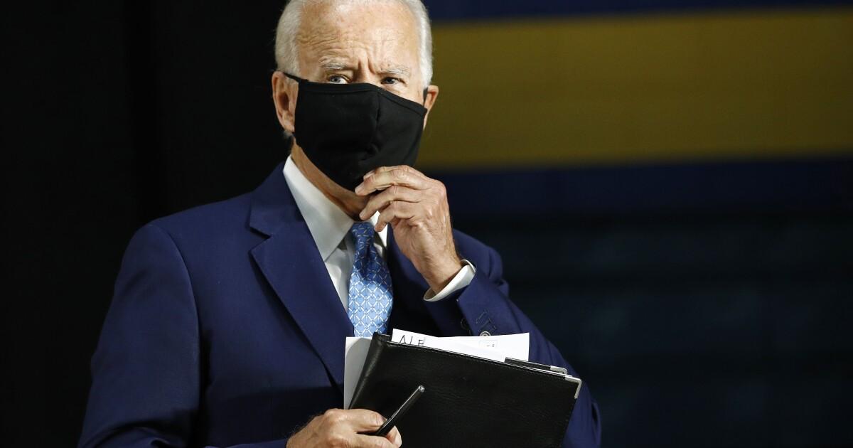 Biden aims to boost U.S. production of coronavirus supplies
