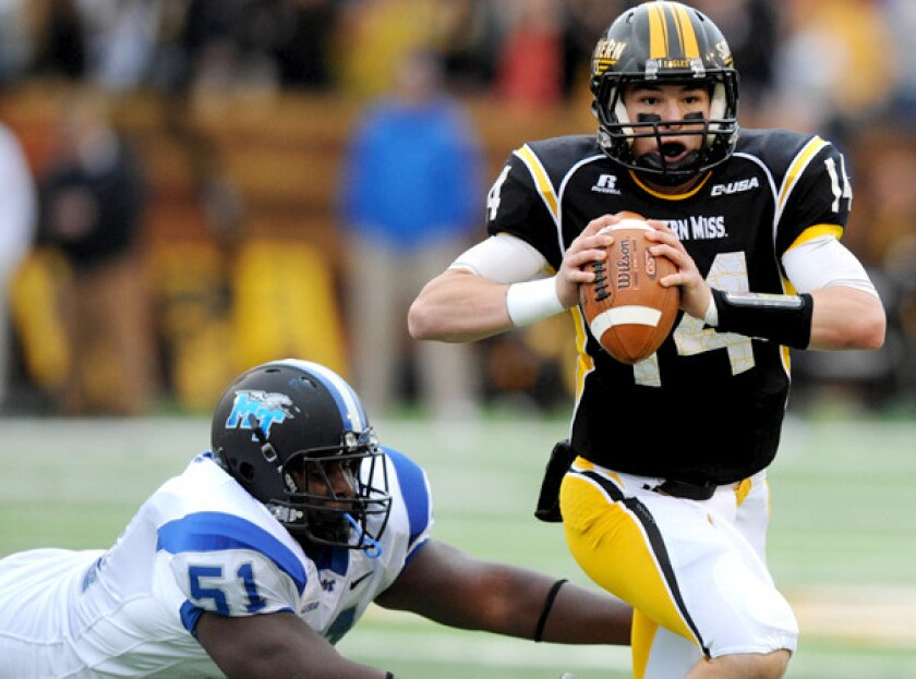 Nick Mullens, Shaquille Huff