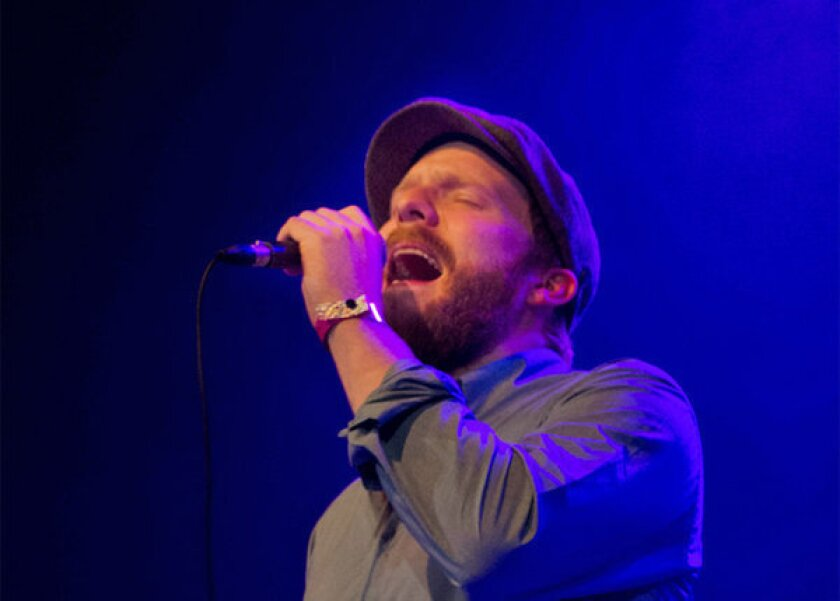 Review: Alex Clare stays too far away at Fonda Theatre
