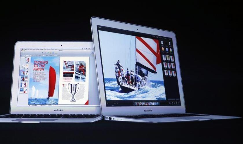 """Apple cierra las renovaciones de MacBook con Air y el modelo """"barato"""" de Pro"""