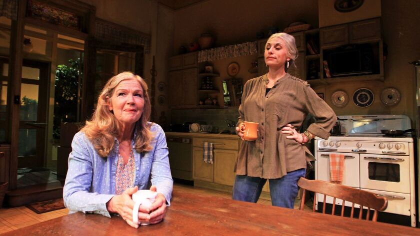 """The Roommate"" at South Coast Repertory"