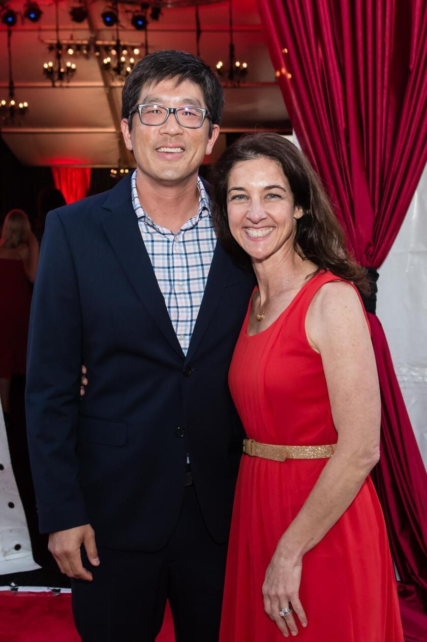 Stephen Lee and Catherine Ivey Lee