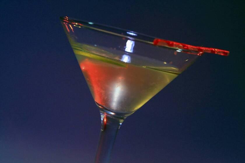 Recipe: Apple martini