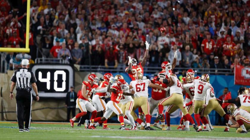 El Super Bowl de la NFL, evento deportivo único en EE.UU. Foto: ARCHIVO