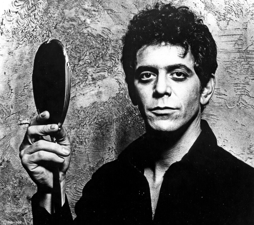 Lou Reed, in a photo circa 1970, is among 15 acts nominated for induction into the Rock and Roll Hall of Fame in 2015.