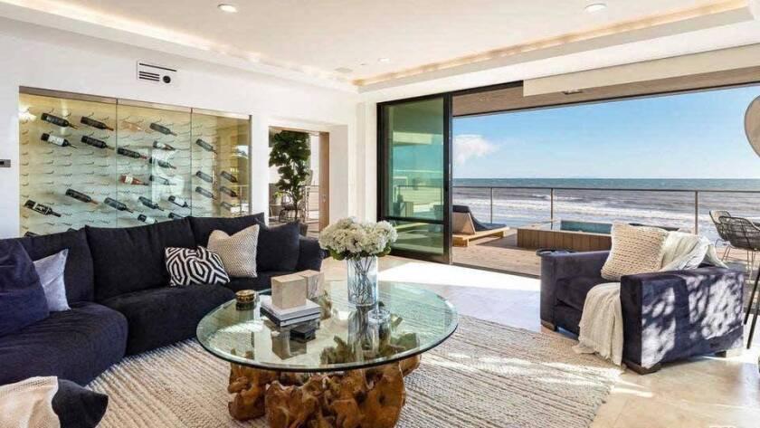 Kevin Durant's Malibu house | Hot Property