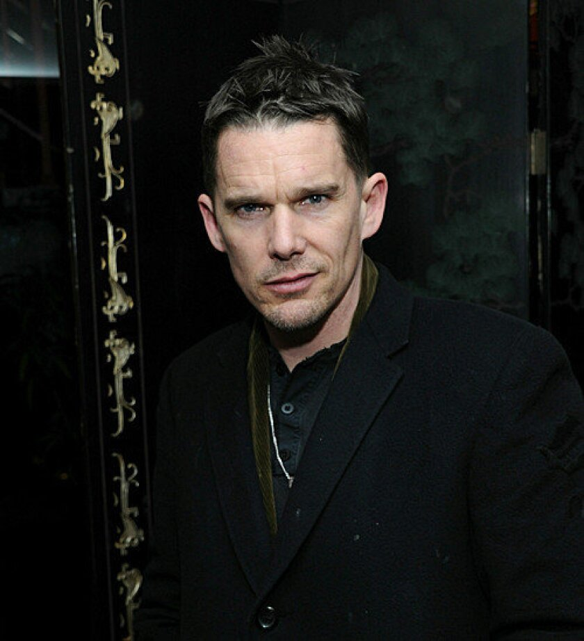 """Ethan Hawke will star in """"Macbeth"""" at Lincoln Center Theater this winter."""