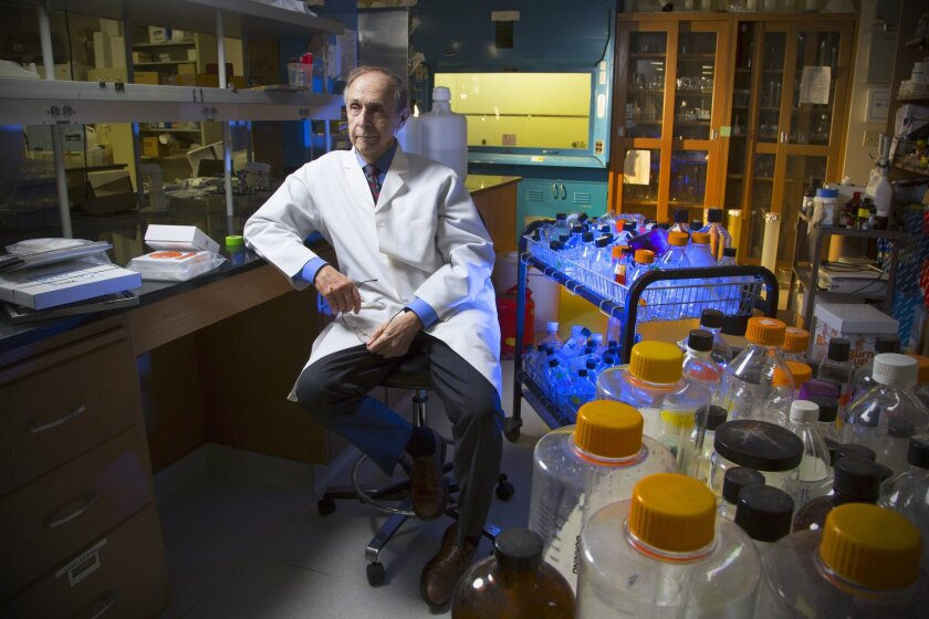 Dr. Theodore Friedmann is a longtime faculty member at UC San Diego and a pioneer in gene therapy.