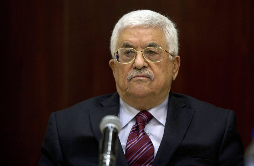 Human Rights Watch says the Palestinian Authority led by President Mahmoud Abbas is abusing the media and activists in the West Bank. It accuses Hamas of the same in Gaza.