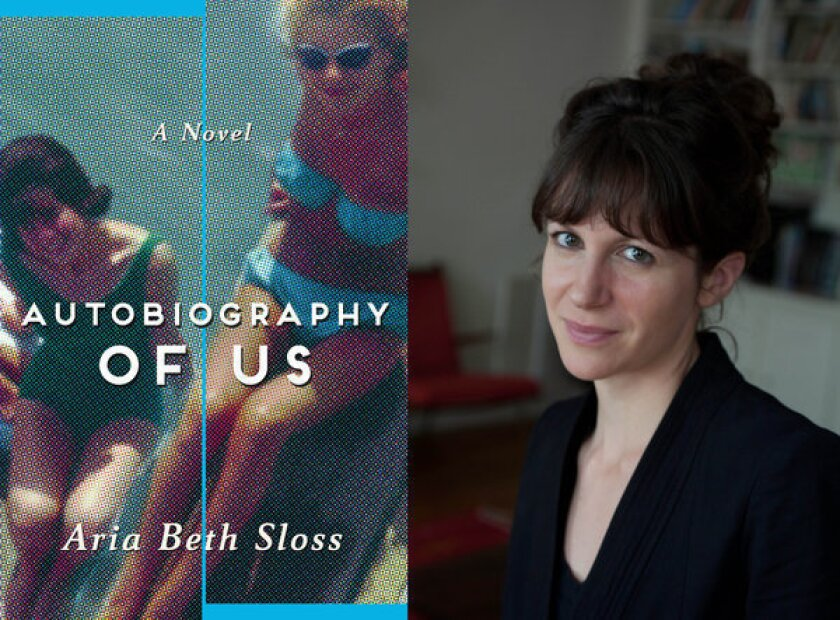 """""""Autobiography of Us"""" and author Aria Beth Sloss"""