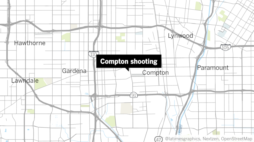 Deadly New Year's Day shooting in Compton