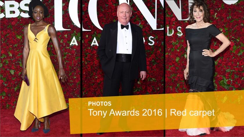 Tony Awards arrivals