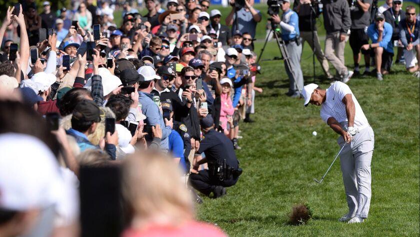 PGA: Farmers Insurance Open - Third Round