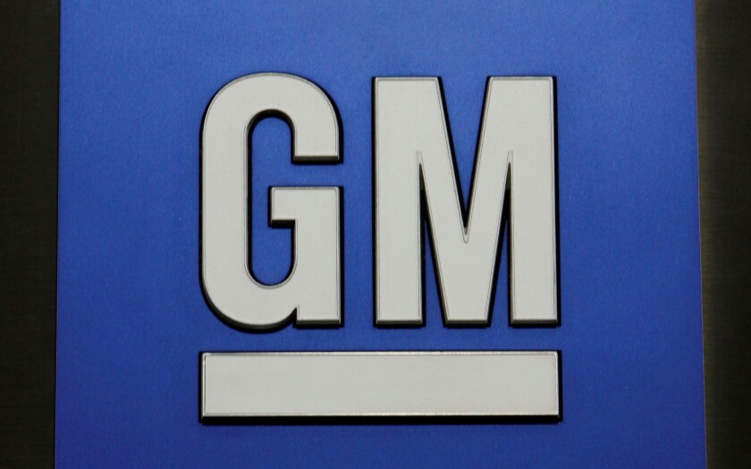 General Motors launched its Maven car-sharing service Thursday, focusing first on Ann Arbor, Mich.