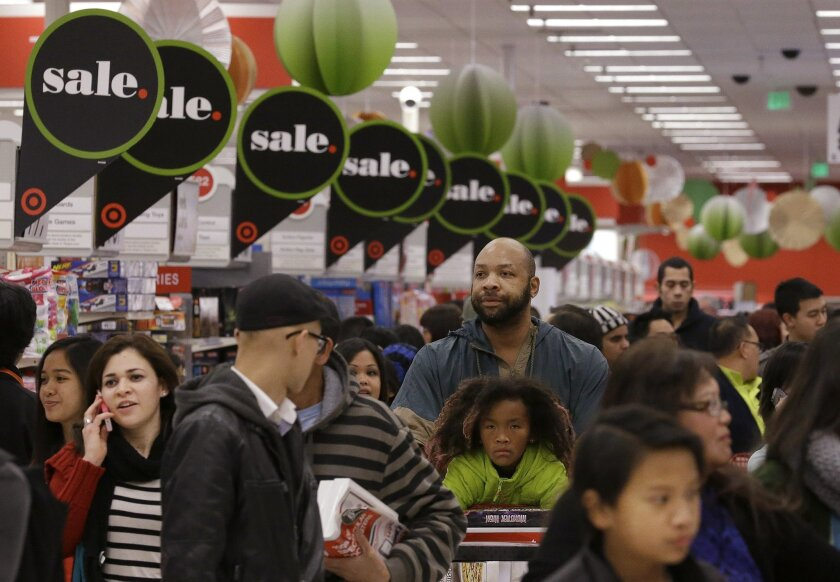 Big retailers aren't the only stores susceptible to data breaches during this week's holiday sale spree. Shopping online is a risk too. Consumers can protect their information while they shop online with a few simple tricks.