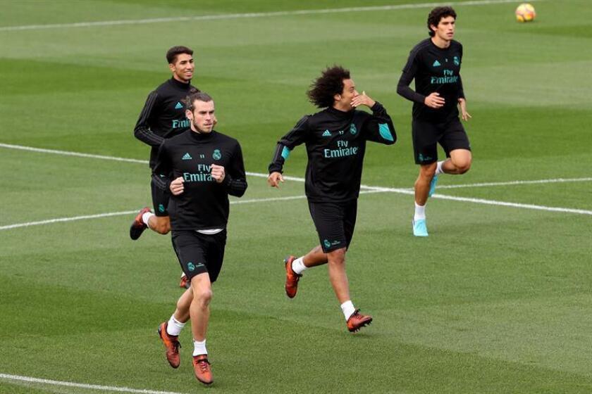 Gareth Bale sufre una rotura fibrilar en la pierna izquierda