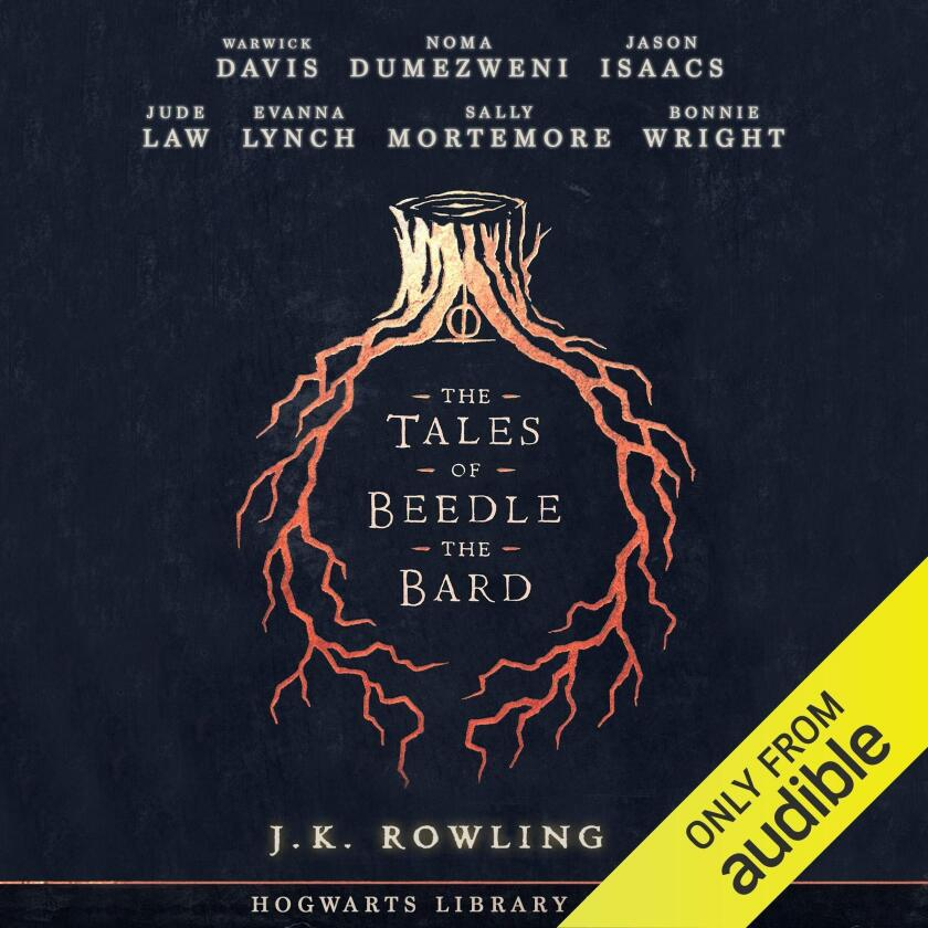 Audio Books - The Tales of Beedle the Bard