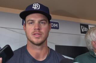 Wil Myers placed on 10-day DL with nerve issue in arm
