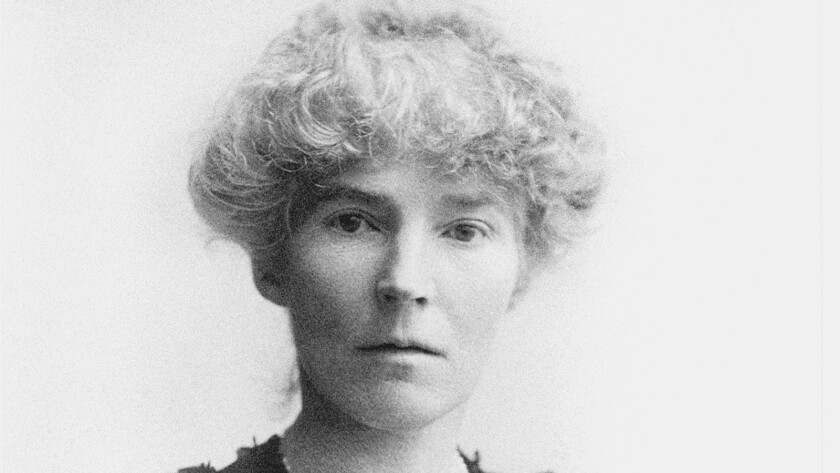 """British adventurer Gertrude Bell, from the documentary """"Letters From Baghdad."""""""