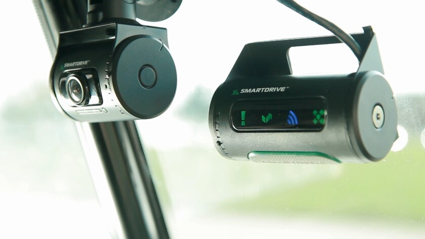 SmartDrive Systems is being acquired by Omnitracs to bulk up its technology portfolio for commercial truck fleets.