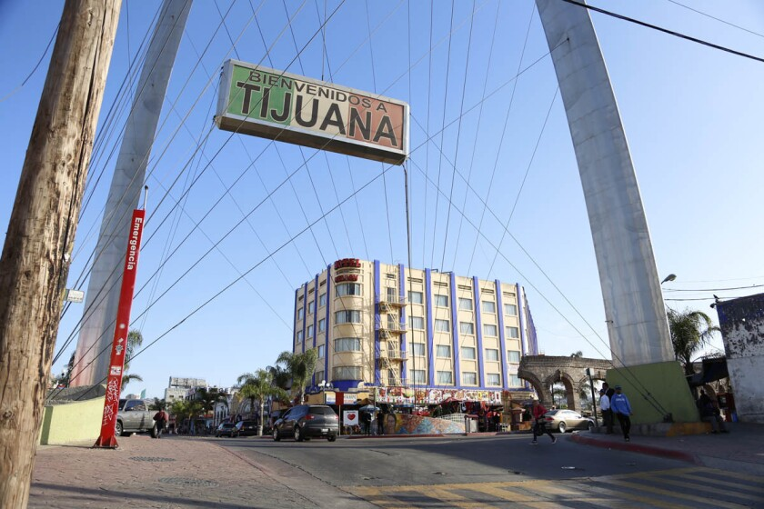 San Diego's neighbor to the south is in the middle of a cultural explosion. (Alejandro Tamayo/Union-Tribune)