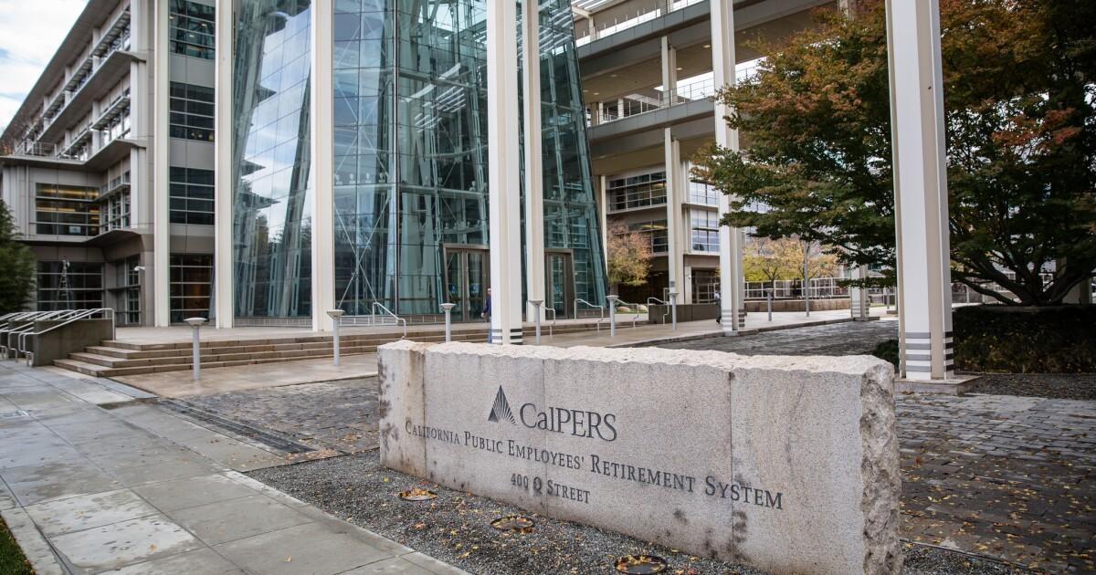 Η κλιματική αλλαγή απειλεί δισεκατομμύρια CalPERS ταμείο συντάξεων
