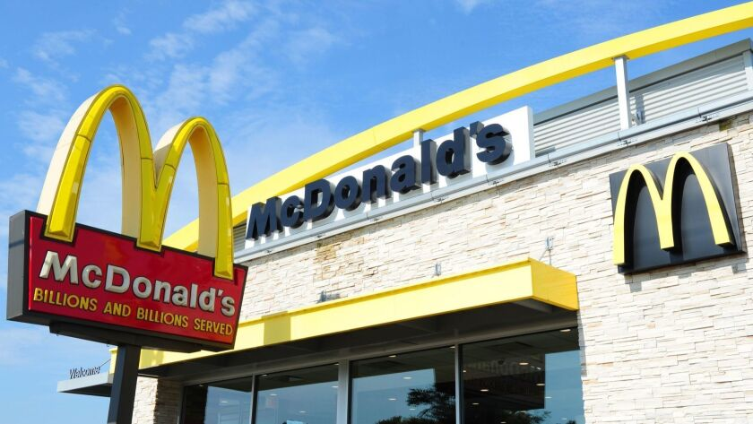 State Sen. Daniel Biss and consumer rights advocates are turning up the pressure on McDonald's in a collaborated effort to reduce the use of antibiotics in the meat supply chain.