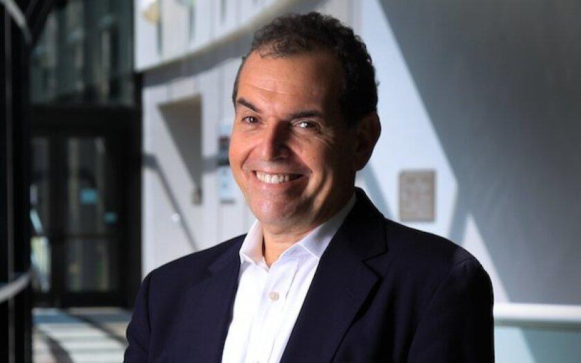 Perry Nisen, Sanford-Burnham's new CEO.