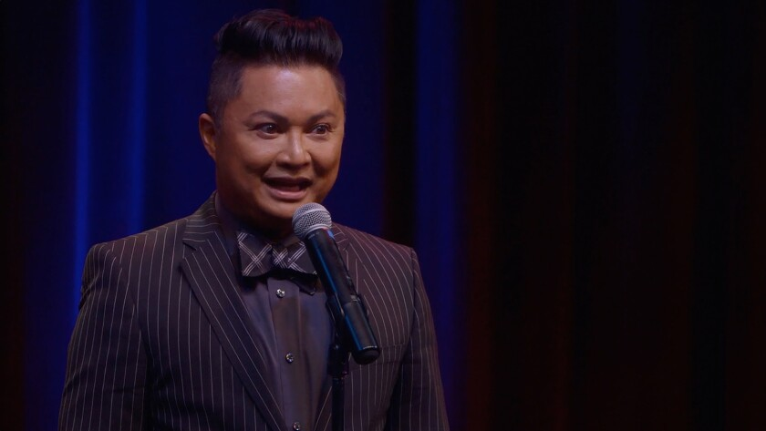 Alec Mapa talks about life as the gay dad of an adopted child in a new Showtime special.