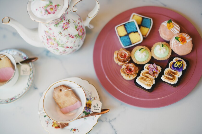 You & Yours Distilling Co., in the East Village, spikes its afternoon tea with some holiday cheer on Sunday.