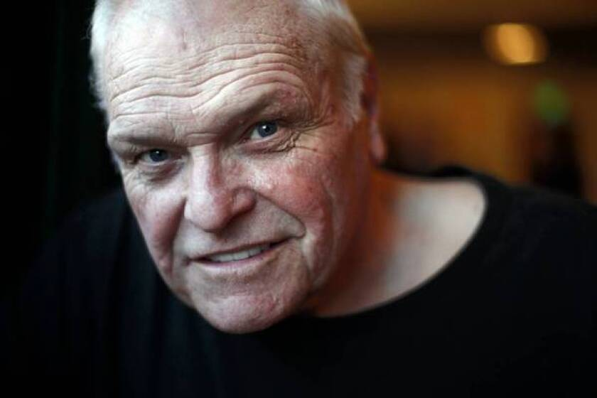 """Brian Dennehy prepares for the physical challenge and exhausting material of the rarely performed """"Steward of Christendom."""""""