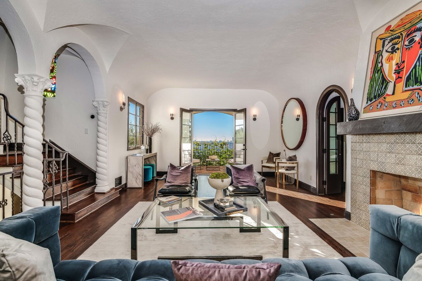 Scott Bernstein's Los Feliz home | Hot Property