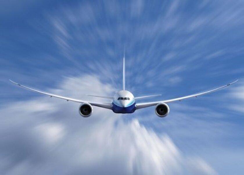 The Boeing Dreamliner