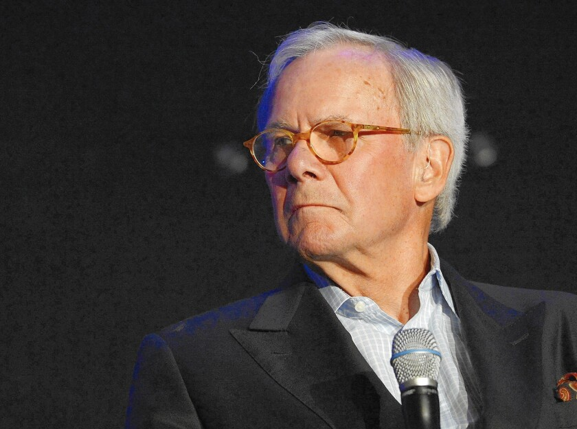 Review: Tom Brokaw shares the facts of his cancer in 'Lucky Life'