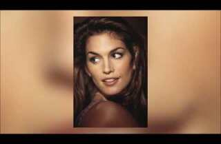 Cindy Crawford's unaltered mag photo goes viral
