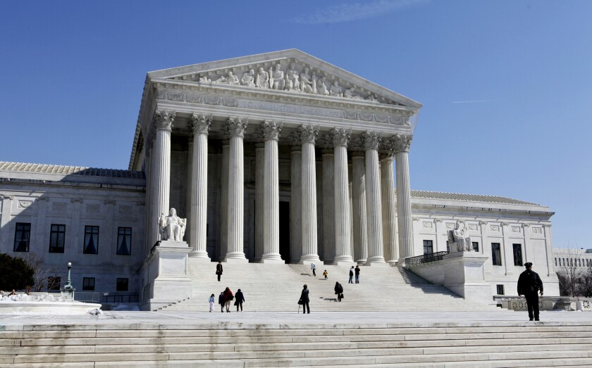 The U.S. Supreme Court will hear Michigan's appeal in an affirmative action case.