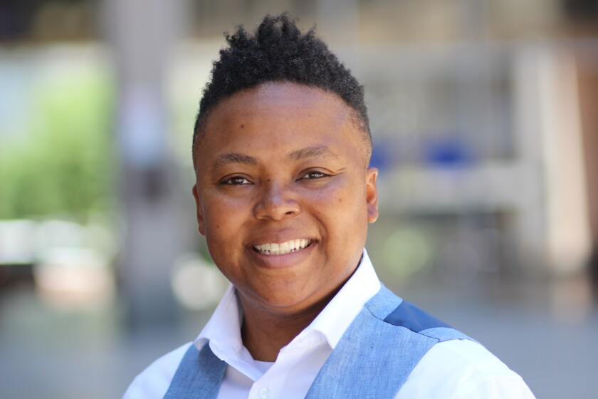 Kim Desmond, the city of San Diego's first Chief Race and Equity Officer
