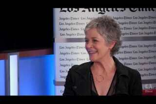 Melissa McBride on 'The Walking Dead's' Daryl and Carol: 'There's no denying there's chemistry'