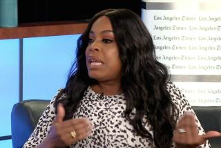 9-year-old Niecy Nash told Ed Asner she'd get a Hollywood star. Look at her now