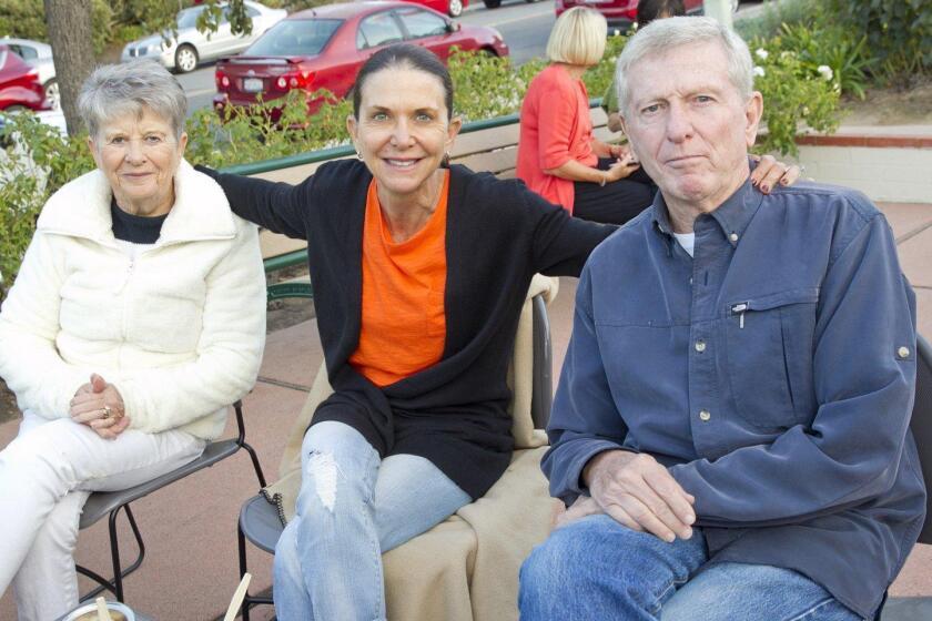 Jan Dunford, Jill Stiker, Ken Dunford