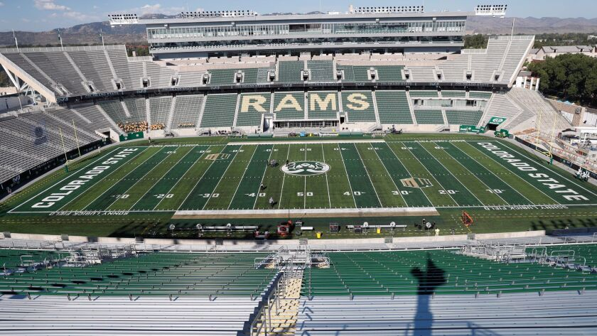 Colorado State's new football stadium that opened this season was designed by Populous, the same firm SDSU hired to create a conceptual plan for a Mission Valley stadium.