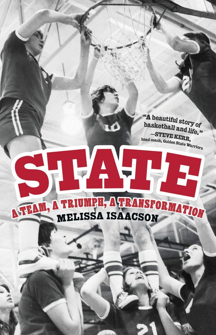 "Cover art for ""State: A Team, A Triumph, A Transformation."""