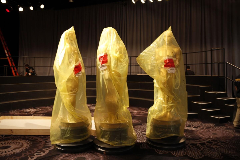 Oscar nominee luncheon