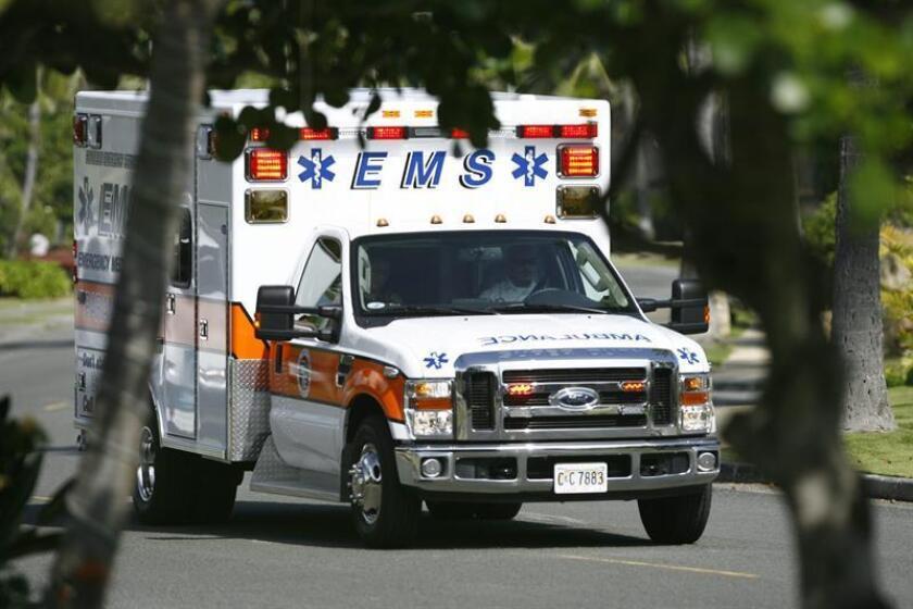 Una niña de un año y un niño de cuatro murieron este viernes debido a hipertermia (golpe de calor) sufrida dentro de automóviles en el centro de Florida, informaron hoy los medios locales. EFE/ARCHIVO/POOL