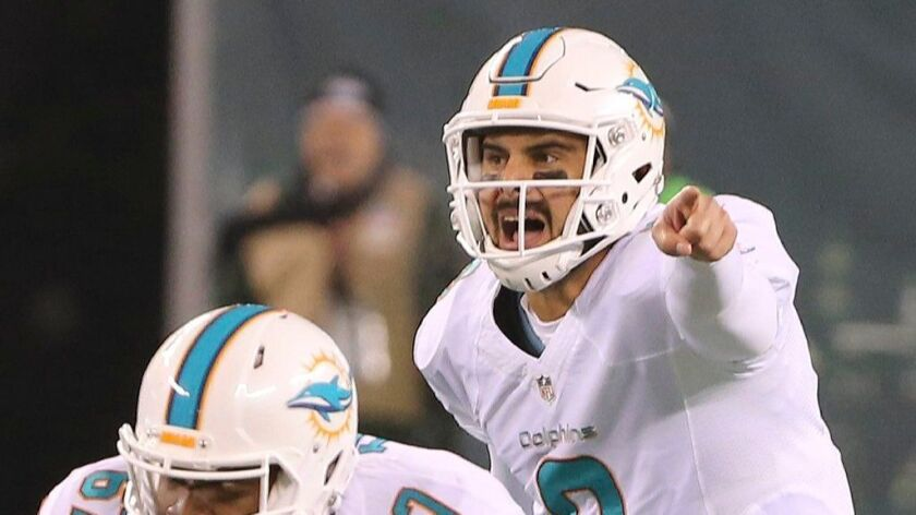 9. Numerous Dolphins backups have held their own as starters