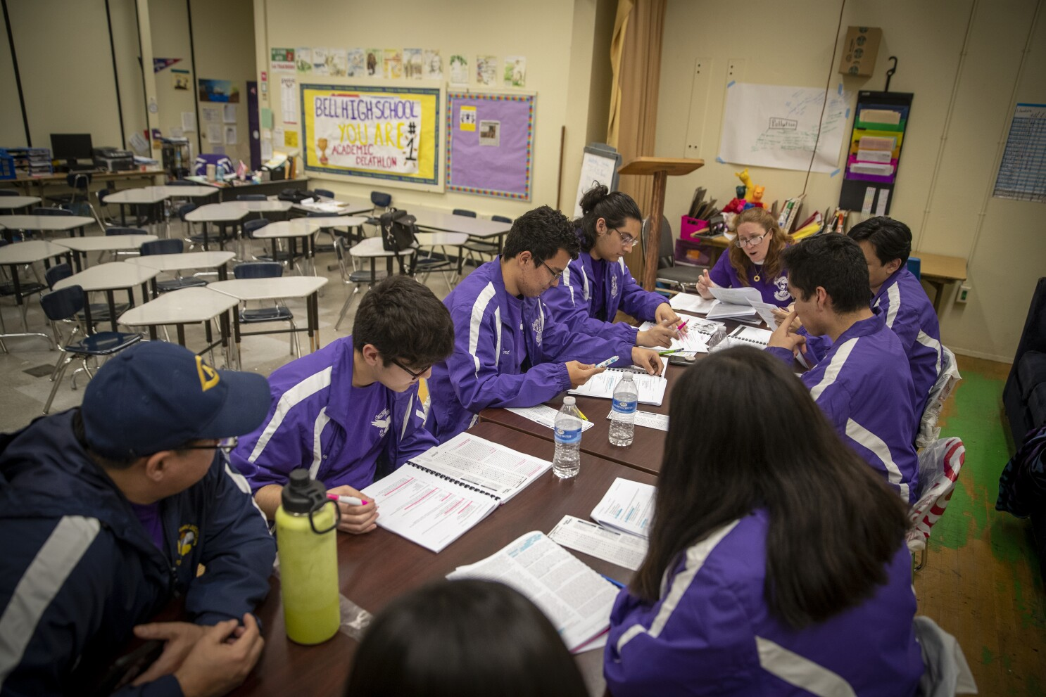 Newsom Post Coronavirus Closures Schools Need Big Updates Los Angeles Times