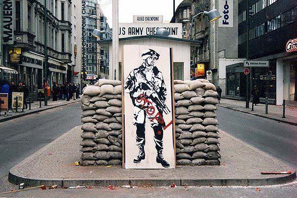 Blek le Rat: 'Art Is Not Peace but War'