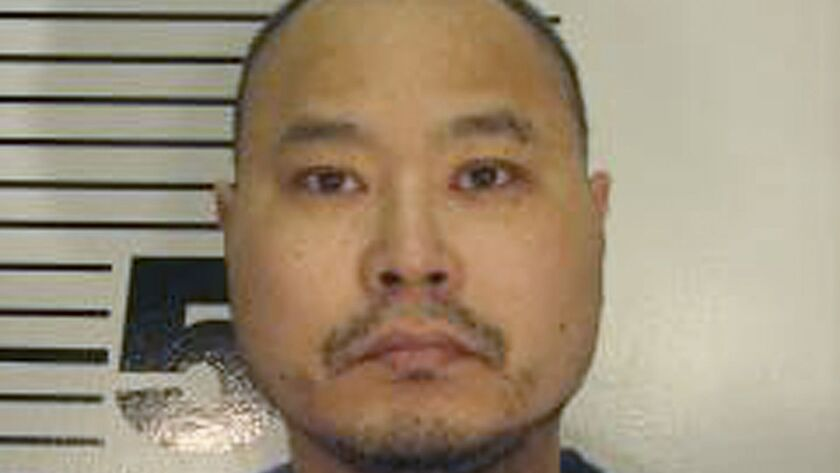 This 2017 photo released by the California Department of Corrections and Rehabilitation (CDCR) shows