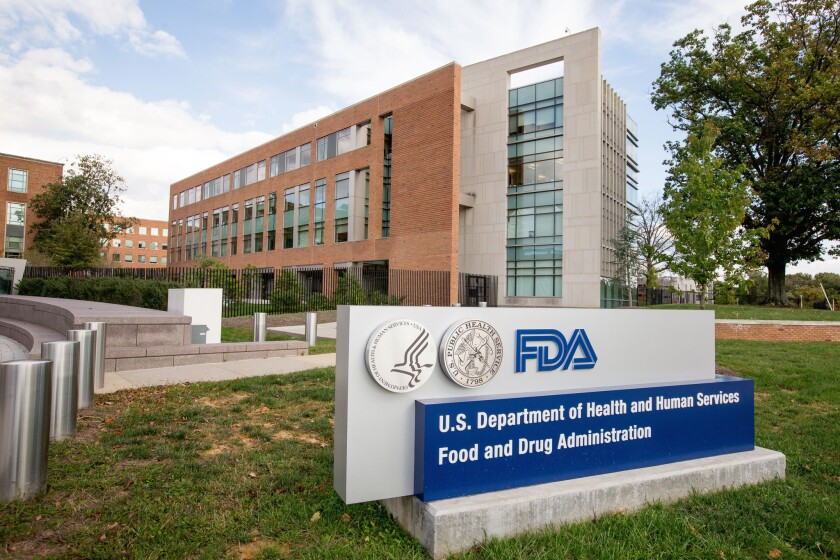The Food and Drug Administration approved the combination pill, Epclusa, from Gilead Sciences.